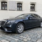 Mercedes S-Class THE DRIVER