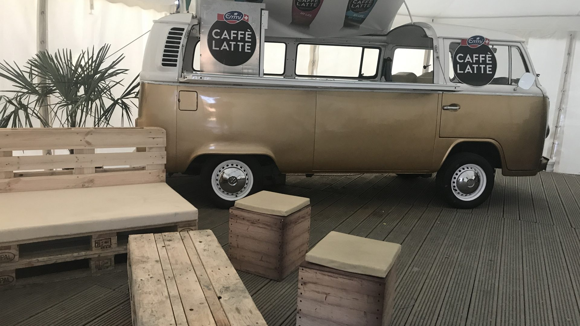 VW Bus Bully Bar Event